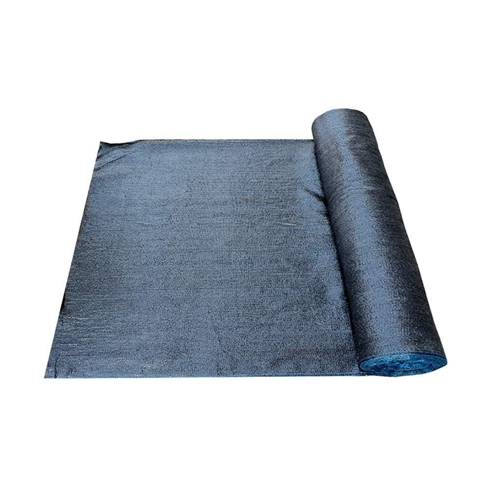 ガーデンファニチャー 75-85%日焼け止めシェード布ロール、パーゴラカバーポーチ垂直スクリーン用日焼け止め8ピンメッシュシェードネット (サイズ さいず : 4x50M) B07S9QJT9D  4x50M