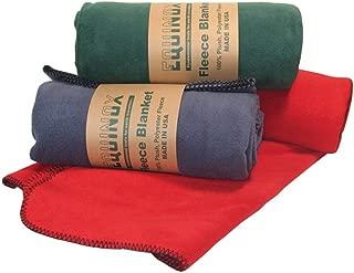 product image for Equinox Traveler Solid Fleece Blanket