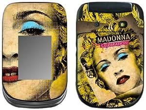MusicSkins, MS-MD40246, Madonna - Celebration, BlackBerry Style (9670), Skin