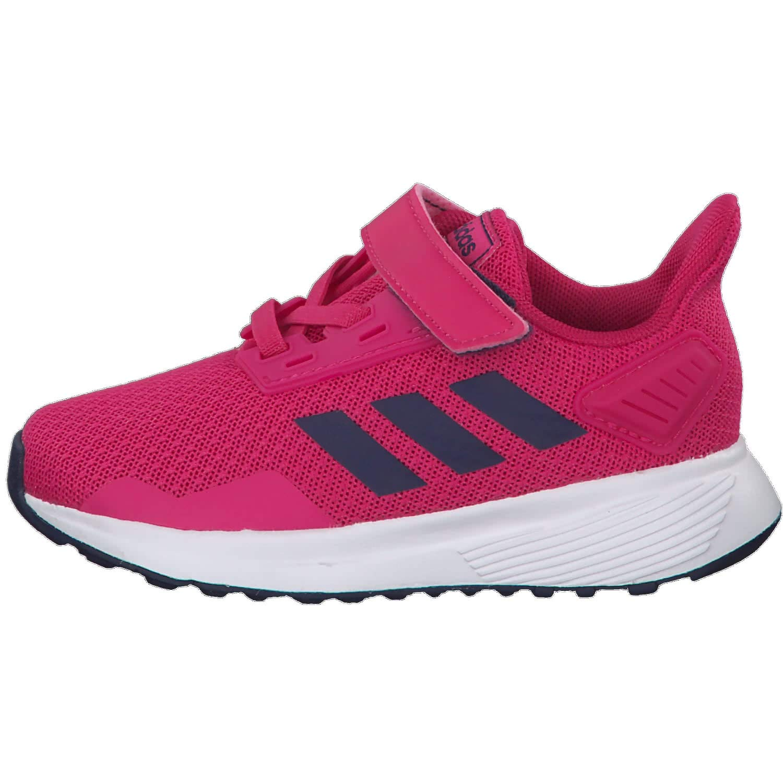 Adidas Infants Girls Shoes Kids Duramo 9 Running Training Trainers School F35108