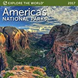 America's National Parks Mini Wall Calendar 2017
