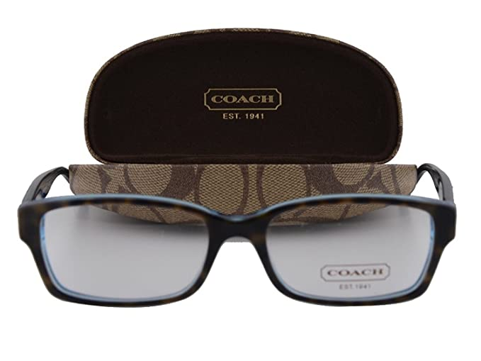 26664d48bbd5 Image Unavailable. Image not available for. Colour: Coach HC6040 Brooklyn  Eyeglasses ...