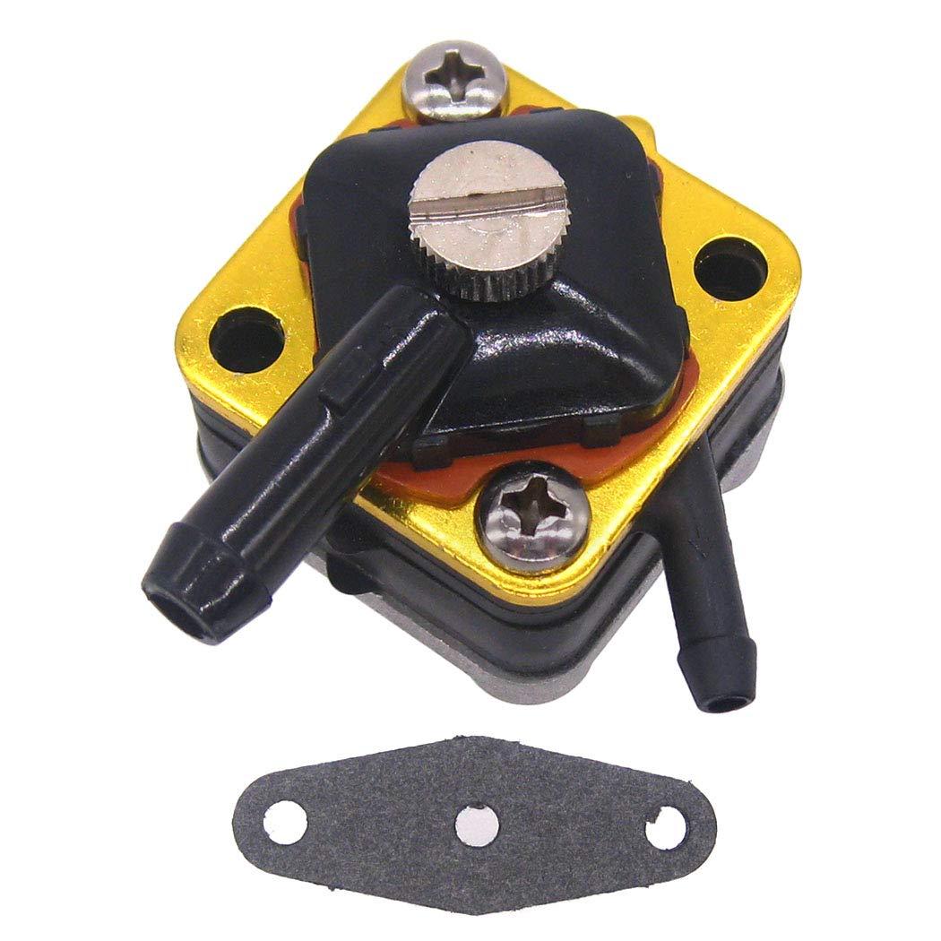NIMTEK New Fuel Pump for Johnson Evinrude 18-7350 9.9hp 15hp 397839 397274 395091 391638