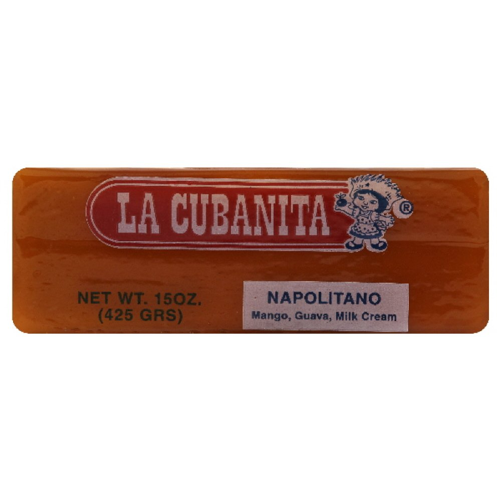 Amazon.com : La Cubanita Mango Gauva Dulce De Leche, 15-Ounce (Pack of 6) : Nutrition Bars : Grocery & Gourmet Food
