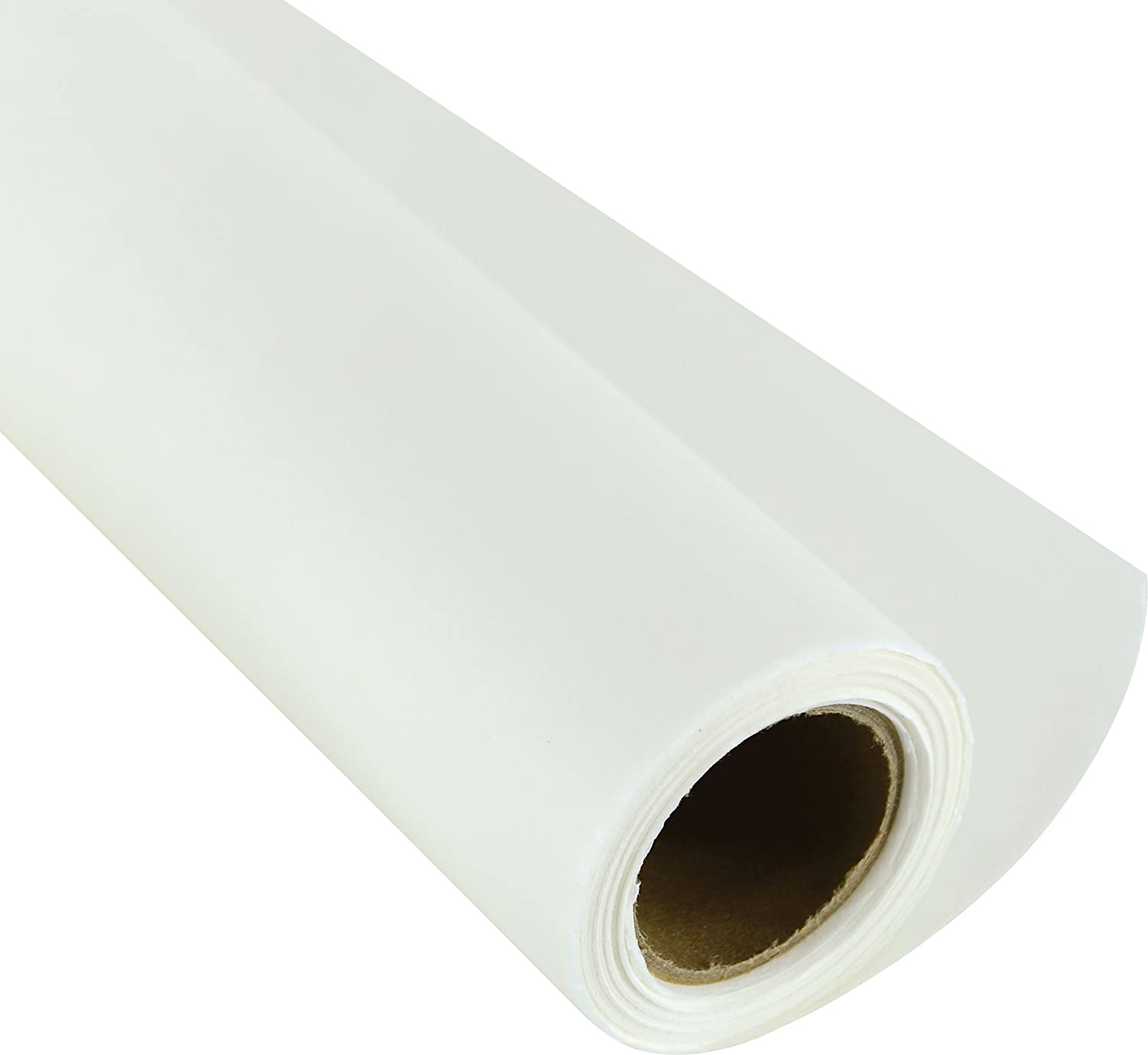 Bee Paper White Sketch and Trace Roll, 24-Inch by 50-Yards 515R-5024