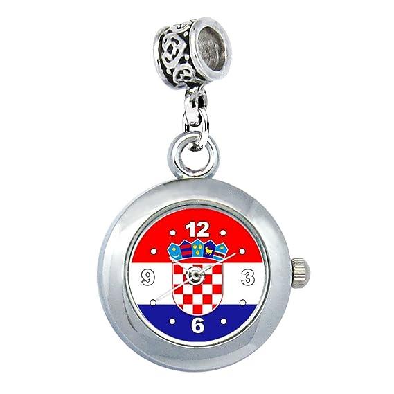 Croacia reloj para el collar o pulsera