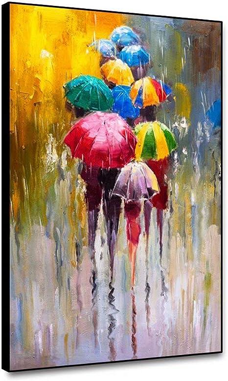 gray grey wall art 16x20 abstract umbrella art 11x14 san francisco alley large office rain art 20x30 Rain Scene Rain Window Photography