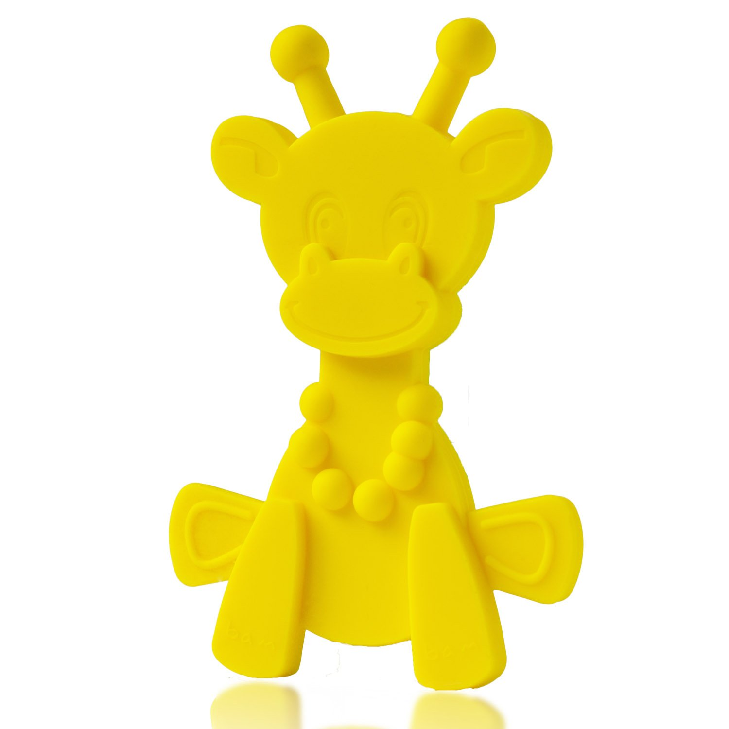 Baby Teething Toy Extraordinaire – Little Bambam Giraffe Teether Toys by Bambeado. Our BPA Free Teethers Help take The…