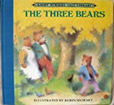 The Three Bears, Robin Spowart, 0394888626