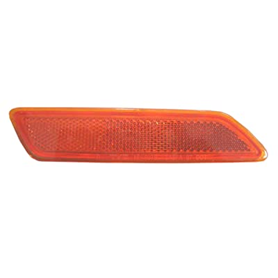 Multiple Manufactures CH2551128OE Standard (No variation) Side Reflector: Automotive