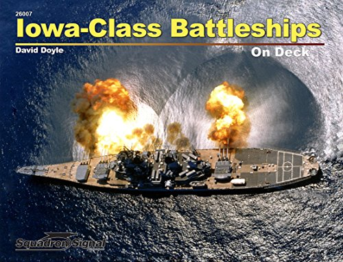 Iowa Class Battleships On Deck ()