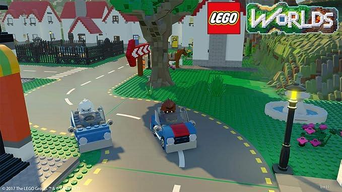 Warner Bros LEGO Worlds, PS4 Básico PlayStation 4 vídeo - Juego ...