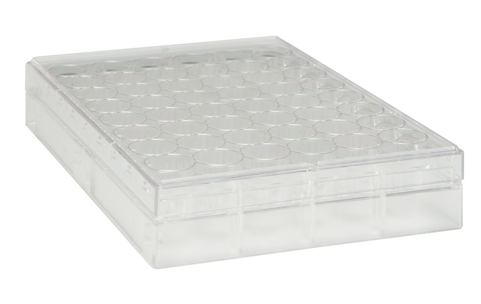 TrueLine Clear Polystyrene Sterile 96 Well Cell Culture Plate (Case of 50)