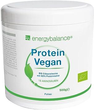 Proteína de guisantes orgánico y en polvo| Proteína vegana ...
