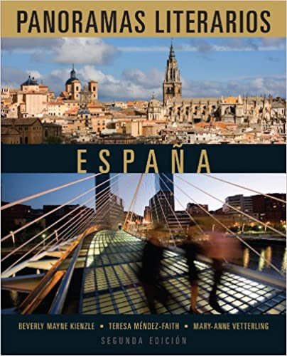 Panoramas literarios: Espana (World Languages) 2nd Edition, Kindle Edition
