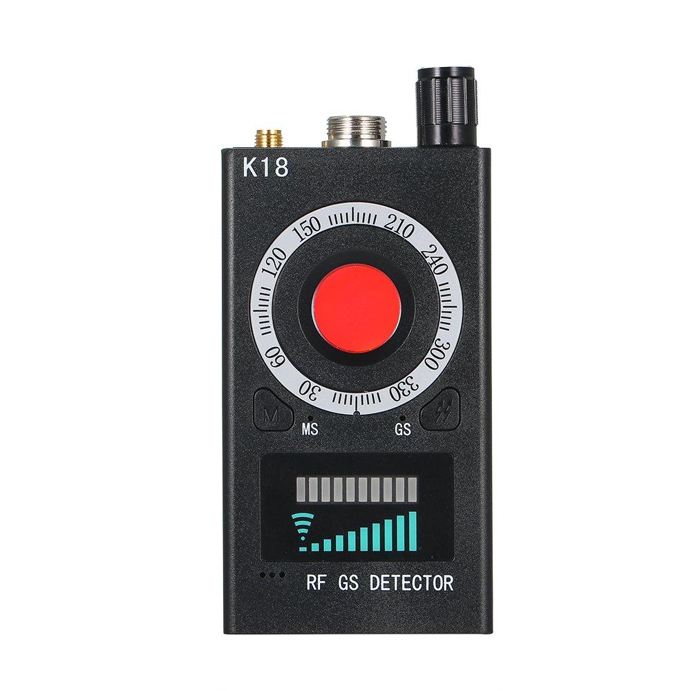 KKmoon Anti-Spion Detektor 【Kamera GSM Audio Bug Finder/GPS Signal Objektiv RF Tracker】