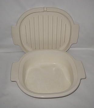 Amazon.com: Vintage Rubbermaid Hard Plastic 1 Quart Microwave ...