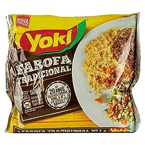 Amazon.com : Yoki - Seasoned Cassava Flour - 17.6 Oz