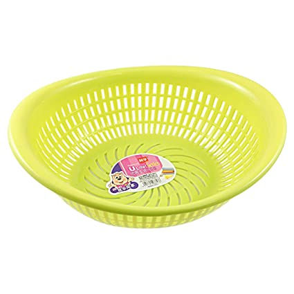 Amazon Com Plastic Fruit Basket Vegetable Container Washing