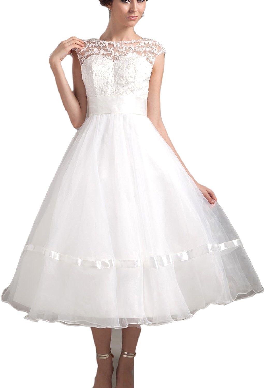 Angel Formal Dresses Strap Lace Short Mini Wedding Dresses At Amazon