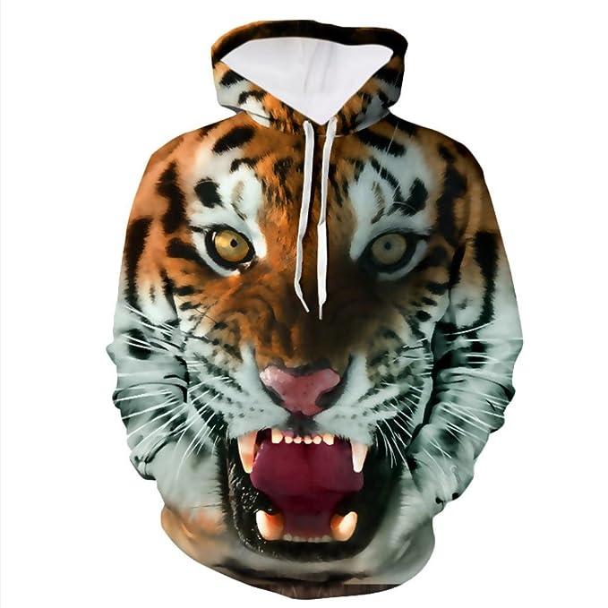 Sudaderas Hombre, Xinantime Hombres 3D Hip Hop-Printed Sportswear: Amazon.es: Ropa y accesorios
