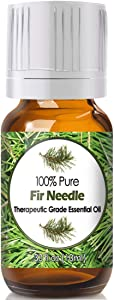 Fir Needle Essential Oil for Diffuser & Reed Diffusers (100% Pure Essential Oil) 10ml