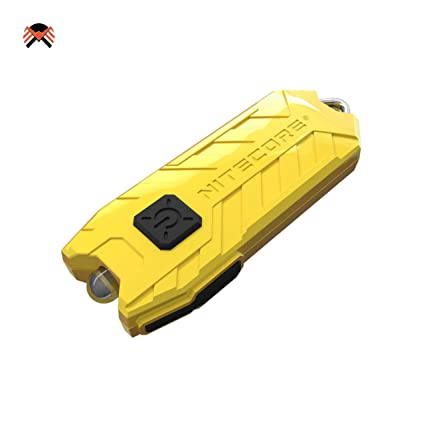 Linterna Llavero LED Recargable USB - NITECORE® TUBE Ultra ...