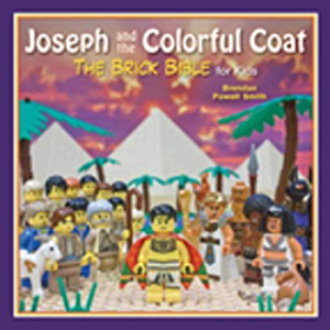 Joseph and the Colorful Coat: The Brick Bible for Kids