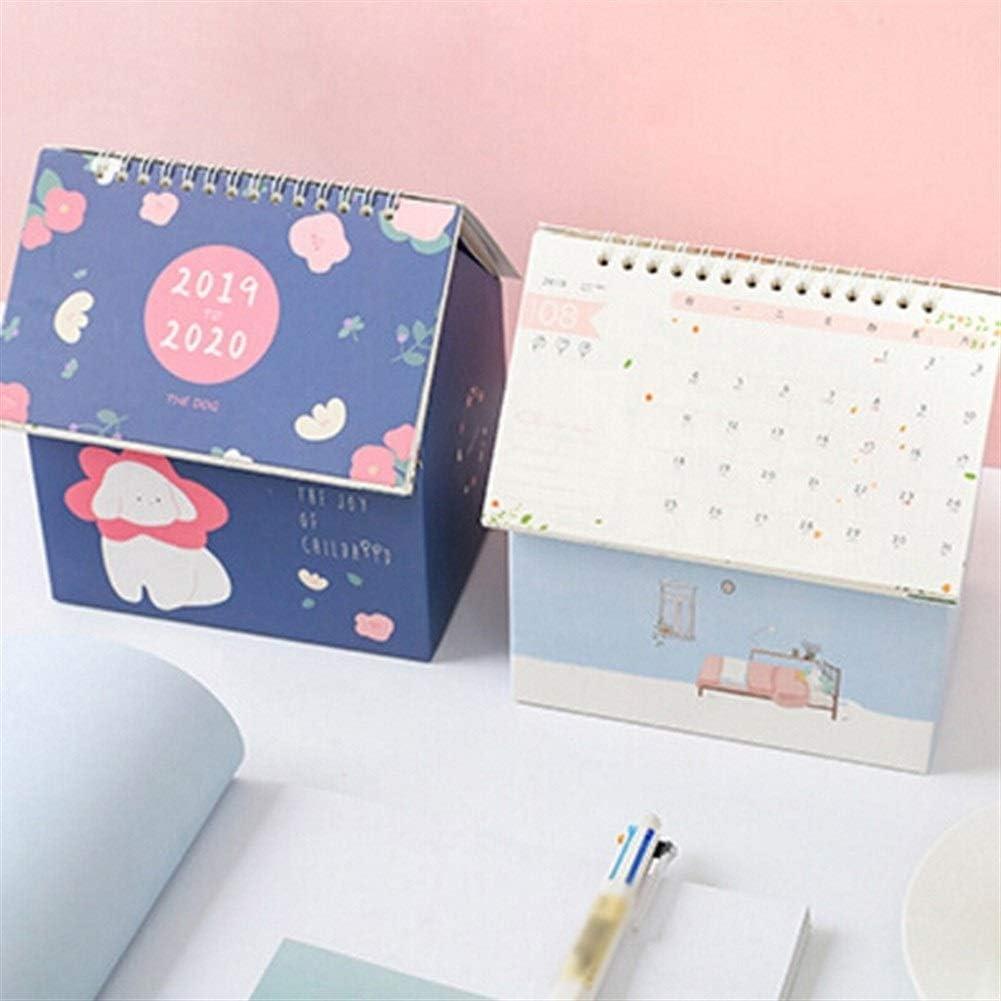 Calendarios de Pared Calendarios de Escritorio 2020 creativo ...