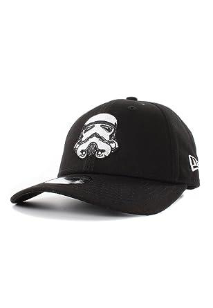 Casquette Enfant 9FORTY Star Wars Essential Stormtrooper noir NEW ERA -  Taille Enfant Ajustable 2d86f3dea9f