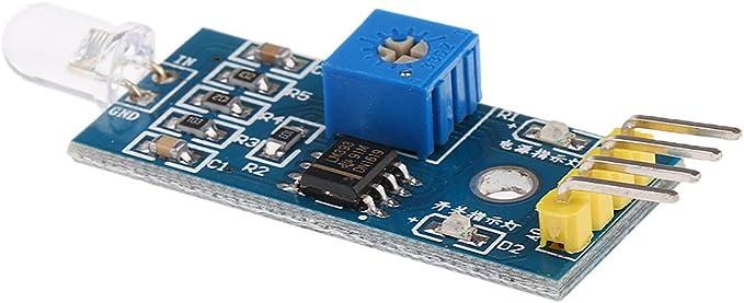 Resistore Fotografico Fotodiodi Sensore Luce Luminosa Digitale Per Arduino