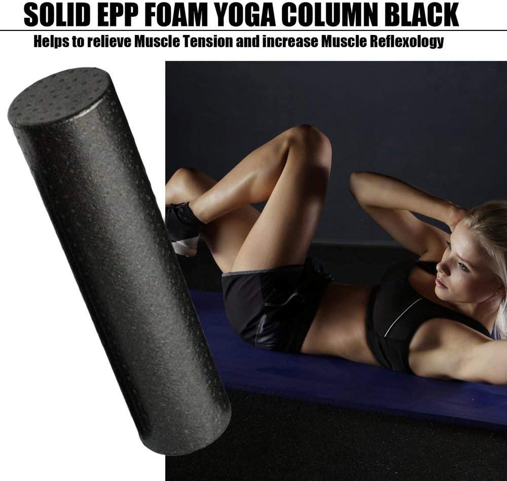 Yosemire Extra Firm Yoga Column High Density Epp Foam Roller Muscle Back Pain Trigger Yoga Massage Myofascial Release Epp Foam Yoga Roller