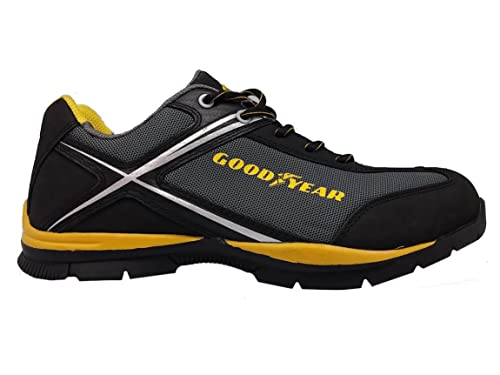 Goodyear Gyshu1511 - Zapatillas de Seguridad Hombre: Amazon.es: Zapatos y complementos