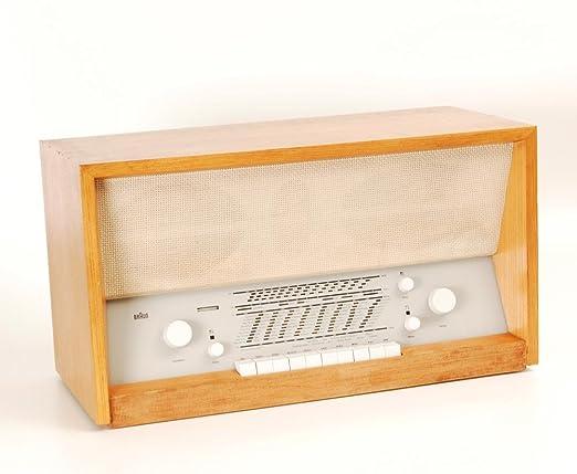 Braun TS 3 – 8 estéreo Tubo Radio: Amazon.es: Electrónica