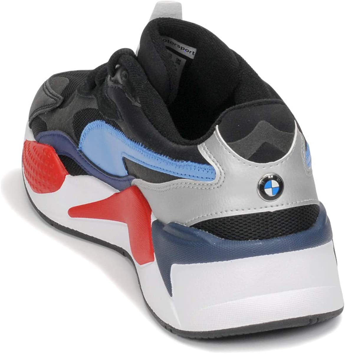 PUMA Rsx BMW Trainers Men Black