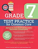 Barron's Core Focus: Grade 7 Test Practice for Common Core