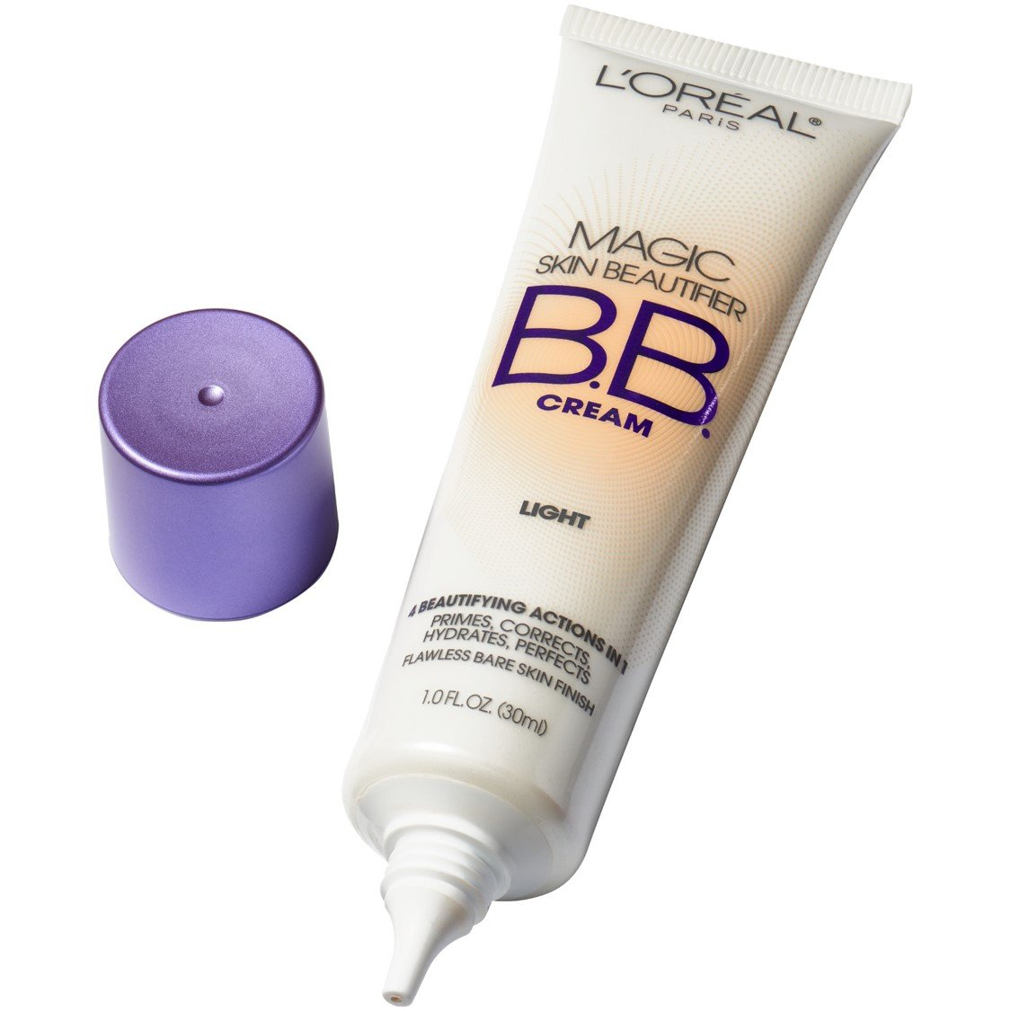 LOreal Paris Magic Skin Beautifier BB Cream, Light, 1.0 Fluid Ounce by LOreal Paris: Amazon.es: Salud y cuidado personal