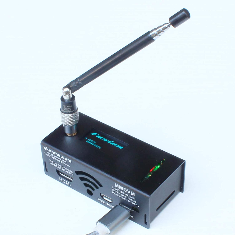 MMDVM Hotspot Estación de radio WiFi Módem de voz digital admite radio digital solo NXDN POCSAG P25 YSF DSTAR C4FM DMR
