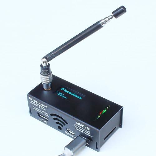 MMDVM Hotspot Spot Radio Station WiFi Digital Voice Modem Supports Digital Radio Only NXDN POCSAG P25 YSF DSTAR C4FM DMR