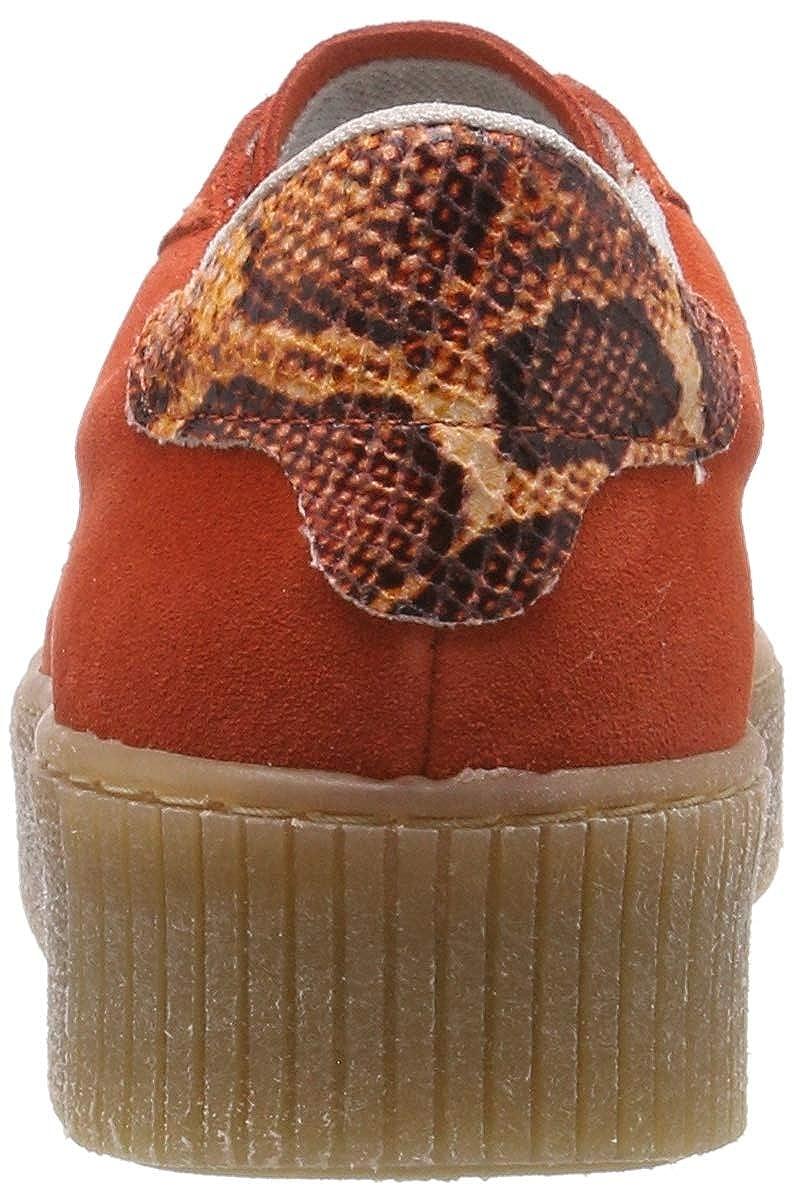 Fire 686 8 UK Orange Tamaris Womens 1-1-23765-32 Low-Top Sneakers