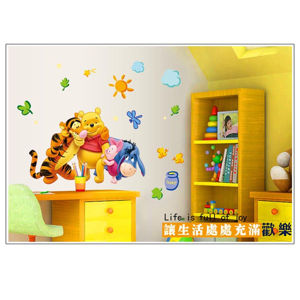 Amazon.com: Gadfly- The Honey Pot Sun Winnie the Pooh and Winnie ...