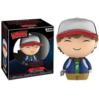 Funko Dorbz: Stranger Things - Dustin Collectible Vinyl Figure: Stranger Things: Toys & Games