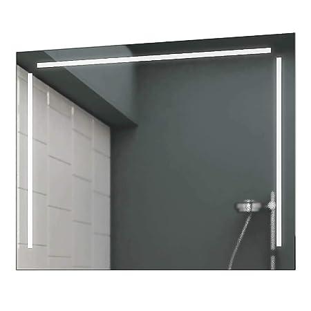 Specchio Bagno 80 X 70.Concept2u Specchio Bagno Led Specchio Per Bagno Specchio A