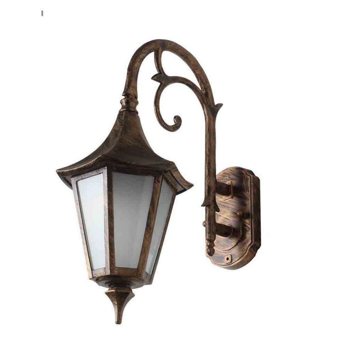 Superscape Outdoor Lighting Wl1857 Traditional Exterior Wall Lights Amazon In Home Kitchen