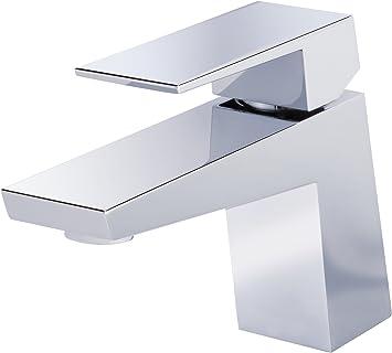 Danze D225562 Mid Town Single Handle Lavatory Faucet Chrome Touch On Bathroom Sink Faucets Amazon Com