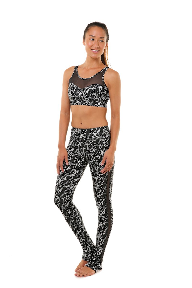 8cfd40f307462 Shorts & Trousers Soybu Womens Soiree Legging SY1426FLXX-P Sports & Outdoor  Clothing