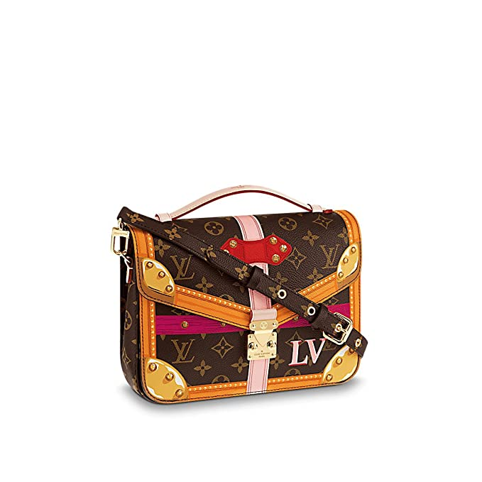 50be6f6a64 Louis Vuitton Pochette Metis Summer Trunk M43628  Amazon.ca  Clothing    Accessories