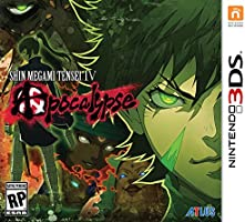Atlus Shin Megami Tensei Iv Apocalypse - Nintendo 3DS