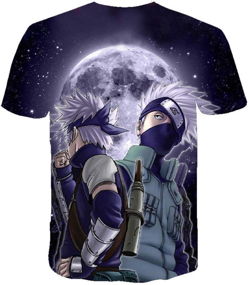 Nicoole Verano Nuevo Japón Anime Naruto Sasuke Itachi 3D ...