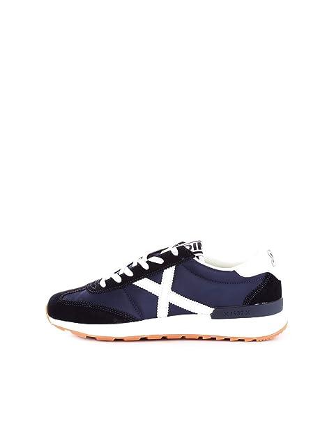 83cc43957a1f6 Munich Dynamo 03 Marino Zapatilla Hombre  Amazon.es  Zapatos y complementos